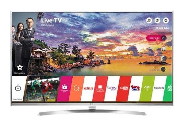 LG Electronics Телевизор LG 55UH850V